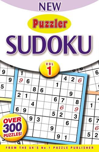 Puzzler Sudoku: Volume 1 (New Puzzler) by Unknown Author