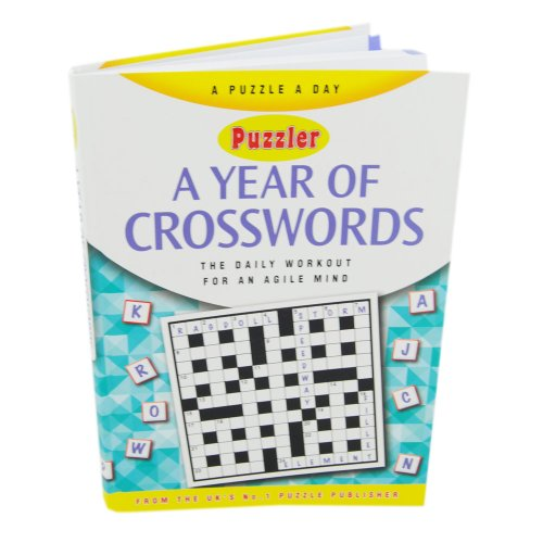 Puzzler - A Year Of Crosswords