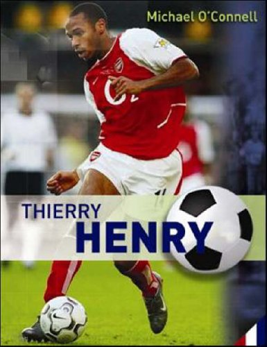 Thierry Henry by Michael O'Connell