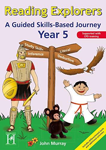 Reading Explorers Year 5 By John Murray