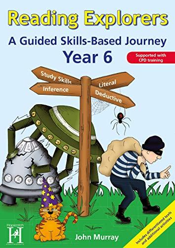 Reading Explorers Year 6 By John Murray