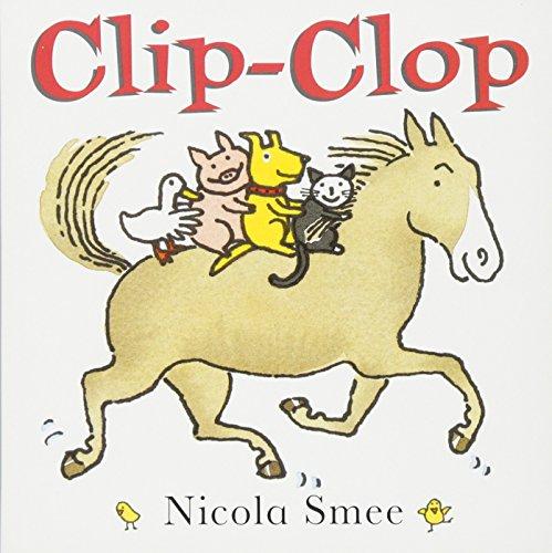 Clip-Clop By Nicola Smee