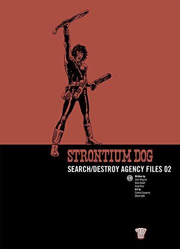 Strontium Dog By Alan Grant
