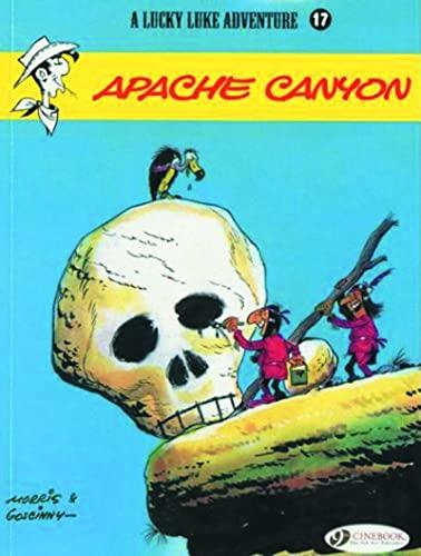 Lucky Luke 17 - Apache Canyon By Morris & Goscinny