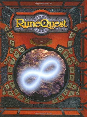 Runequest Core Rulebook By Matthew Sprange