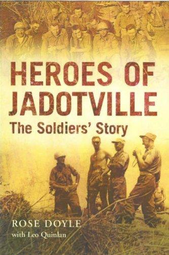 Heroes of Jadotville By Rose Doyle