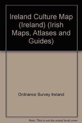 Ireland Culture Map By Ordnance Survey Ireland