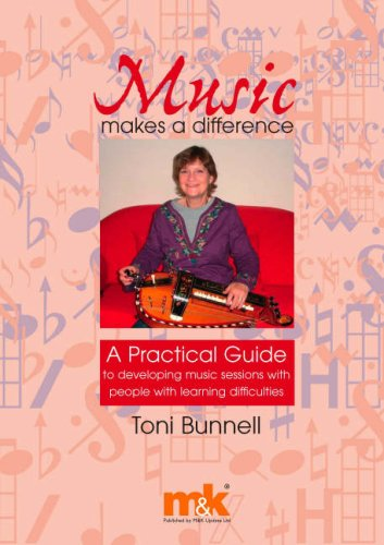 Music Makes a Difference By Toni Bunnell