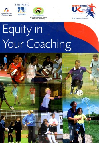 Equity in Your Coaching By Unknown
