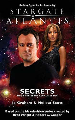 STARGATE ATLANTIS Secrets (Legacy book 5) By Jo Graham
