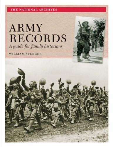Army Records By William Spencer