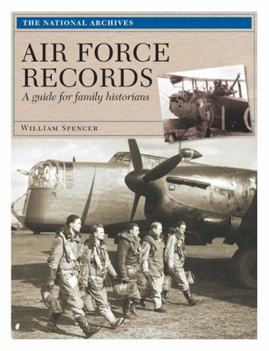 Air Force Records By William Spencer