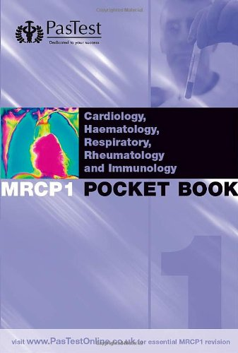 MRCP 1 Best of Five Pocket Book 1, Third Edition (MRCP Pocket Books) By Philip A. Kalra
