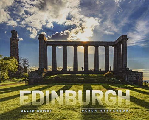 Edinburgh By Allan Wright