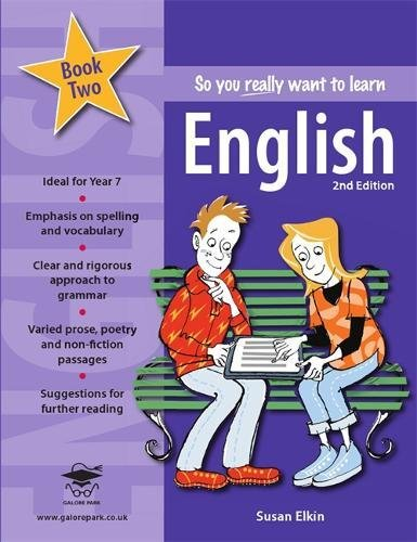 So you really want to learn English Book 2 By Susan Elkin