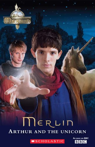 Merlin:Arthur and Unicorn Book By Lynda Edwards
