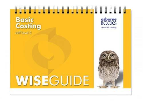 Basic Costing Wise Guide By Aubrey Penning