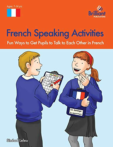 french speaking activities fun ways to get ks2 pupils to talk to each other in french by sinead. Black Bedroom Furniture Sets. Home Design Ideas