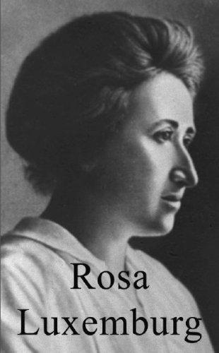 Rosa Luxemburg By Harry Harmer
