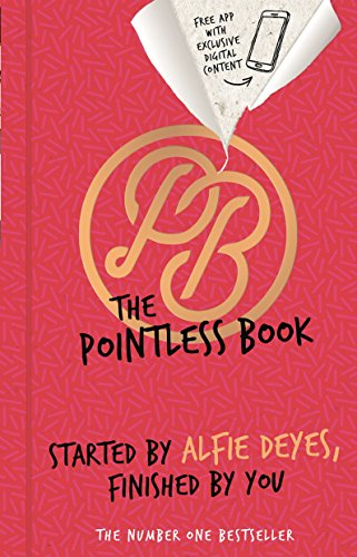 The Pointless Book: Started by Alfie Deyes, Finished by You by Alfie Deyes