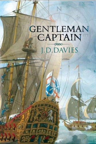 Gentleman Captain By J. D. Davies