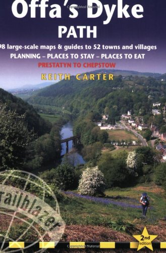 Offa's Dyke Path By Keith Carter