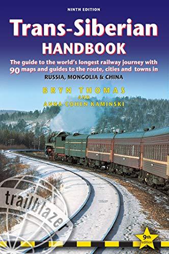 Trans-Siberian Handbook By Bryn Thomas