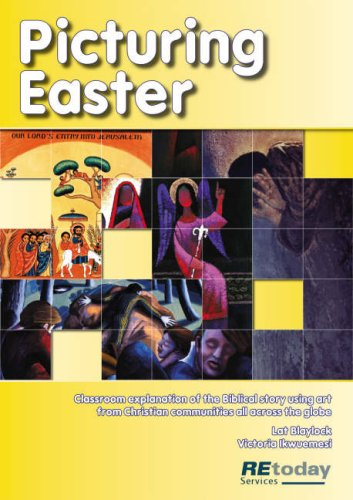 Picturing Easter By Latimer Blaylock