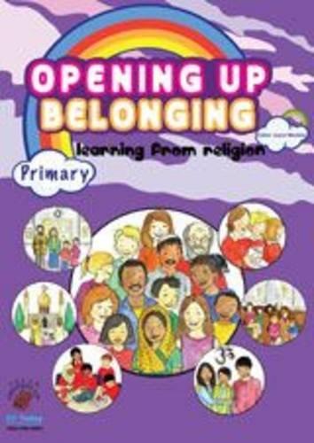 Opening Up Belonging By Joyce Mackley