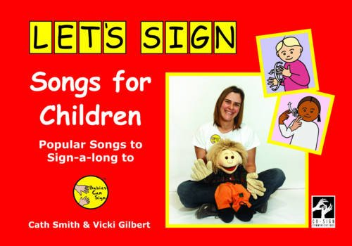 Let's Sign Songs for Children By Cath Smith