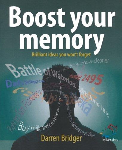 Boost Your Memory By Darren Bridger
