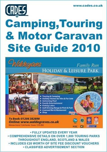 Cade's Camping, Touring and Motor Caravan Site Guide
