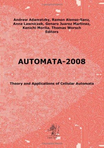 Automata-2008 By A Adamatzky