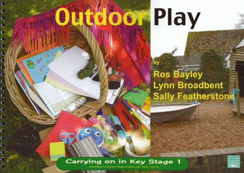 Outdoor Play By Sally Featherstone