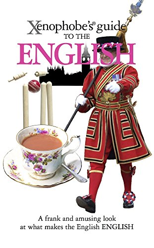 The Xenophobe's Guide to the English by Antony Miall