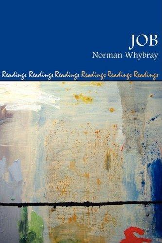 Job By R. N. Whybray