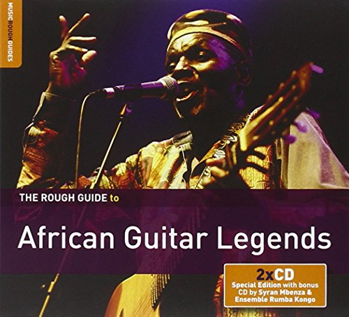 Various Artists - Rough Guide to African..