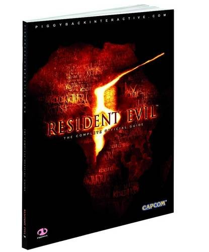 Resident Evil 5: The Complete Official Guide By James Price, QC