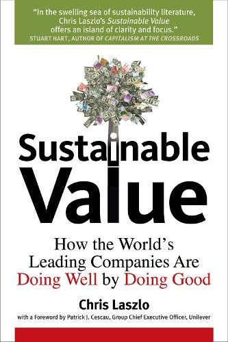 Sustainable Value By Chris Laszlo