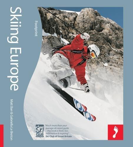 Ski Europe Footprint Activity & Lifestyle Guide by Matt Barr