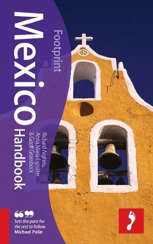 Mexico Footprint Handbook By Richard Arghiris
