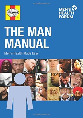 The Man Manual: Men's Health Made Easy by Jim Pollard