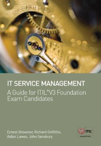IT Service Management By Ernest Brewster