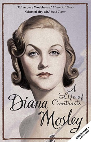 A Life of Contrasts von Diana Mitford, (Lady Mosley)