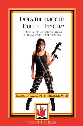 Does the Trigger Pull the Finger By Richard Law