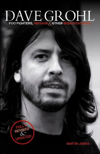 Dave Grohl By Martin James