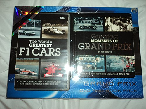 Greatest Moments of Grand Prix Gift Pack (Gift Packs (Book and DVD)) By Jon Stroud