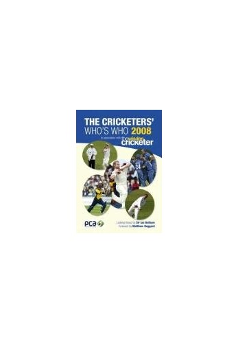 Cricketer's Who's Who By Chris Marshall