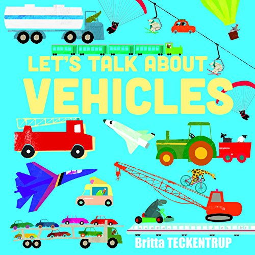 Let's Talk About Vehicles By Ronne Randall