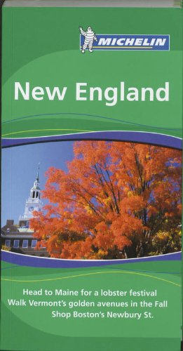 New England Tourist Guide by Jonathan P Gilbert